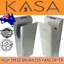 High Speed Automatic Hand Dryer Brushless Commercial Bathroom Washroom Toilet