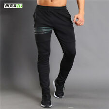 Men Sports Pants Running GYM Exercise Fitness Bodybuilding TRousers Leisure Yoga