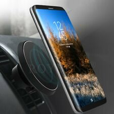 2in1 Qi Wireless Car Charger Air Vent Mount Holder For Samsung Galaxy S8 S8 Plus