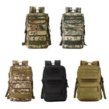 25L Outdoor Military Tactical Molle Assault Backpack Camping Hiking Day Pack