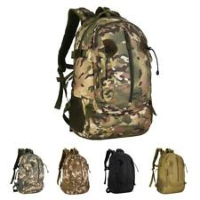 40L Outdoor Tactical Military Backpack Camping Hiking Shoulder Bag Daypack