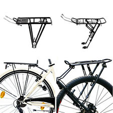 "Rear Bicycle Pannier Rack Carrier Luggage Cycle Bike Max Load 25kg fit 26"" 27"""