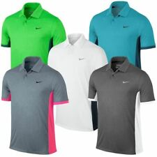 Nike Victory Block Polo Mens Golf Shirt - LOGO CHEST