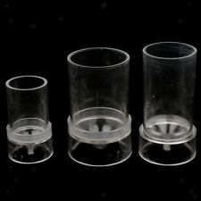Round Shape Clear Candle Mold for DIY Candle Making, Soap Making and Baking