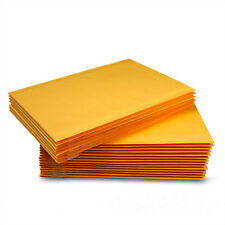 """10-3000 #00 5x10 Kraft Bubble Padded Mailers Self Seal Envelopes 5""""x10"""" 5"""" x 9"""""""