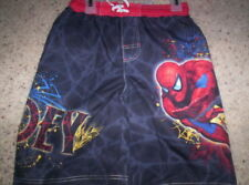 NWT Marvel-Spiderman-Spidey-Swimming-Trunks-Suit-Shorts 8 or 6-7