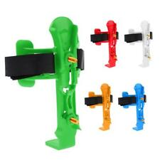 Adjustable Cycling Bicycle Plastic Water Bottle Holder Cages with 2 Screws