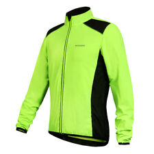 Reflective Waterproof Cycling Jacket Bicycle Riding Wind Coat for Women Men