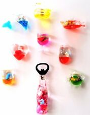 Fridge Magnets 3D Liquid Floating - Buy 2 Get 1 Free - New & Gift Wrapped