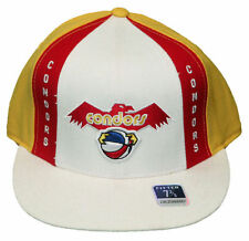 NEW REEBOK NBA PITTSBURGH CONDORS ABA BASKETBALL FITTED HAT-CAP-SIZE 7 1/8