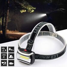 5000LM T6 LED Head Torch Flashlight Headlamp Headlight 18650 3 Modes US Stock