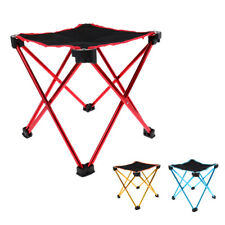 Portable Folding Stool Chair for Camping Fishing Travel Garden Beach