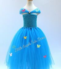 Cinderella Dress, Cinderella Tutu Dress, Fancy Dress Costume, Birthday Dress