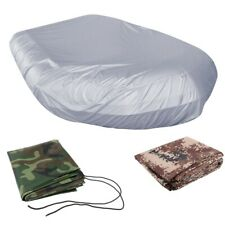 Universal Inflatable RIB Boat/Dinghy/Tender Cover Waterproof UV Protected Shield