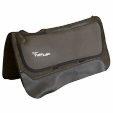 New Thinline Pro-tech Western Felt Square Pad All Sizes Free Shipping