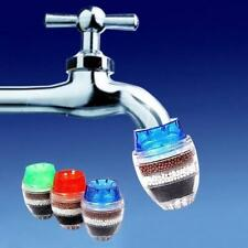 Home Kitchen Coconut Carbon Cartridge Faucet Tap Water Clean Purifier Filter T⑴