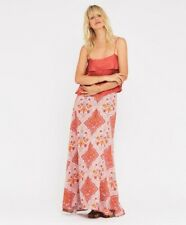 Tigerlily Sabine Skirt Ladies in Terrracotta
