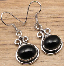 925 Silver Plated Birthday Present Earrings, Ancient Style Gift Jewelry