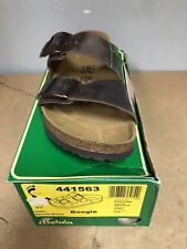 Betula Boogie licensed by birkenstock Leather Gaucho Brown 441563