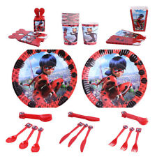 Miraculous Ladybug Kid Baby Birthday Party Decoration Set Party Supplies Pack *1