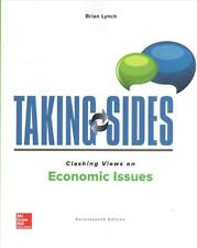 Taking Sides: Clashing Views on Economic Issues by McGraw-Hill Education (Englis