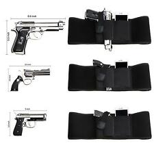 Hand Gun Neoprene Concealed Carry Belly Band Holster Fits Gun Glock P238 Ruger