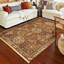RUGS AREA RUGS CARPET 8x10 AREA RUG ORIENTAL PERSIAN LIVING ROOM FLORAL RED RUGS