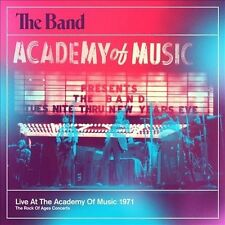 Live at the Academy of Music 1971 [CD/DVD] by The Band (CD, Sep-2013, 5 Discs, …
