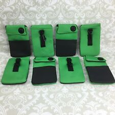 Neoprene Cell Phone Case ID Holder with Caribiner Belt Loop  100 Available