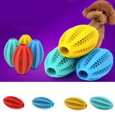 Pet Dog Puppy Treat Chew Soccer Training Play Toy Chewing Biting Playing Toy