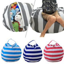 New Stuffable Animal Toys Storage Bean Bag Toy Organizer Creative Chair for Kids