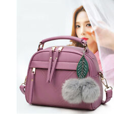 Fashion PU Women Shoulder Bags Girls Crossbody Messenger Bag Lady  Handbag Purse