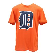Detroit Tigers Kids Youth Size Genuine Official MLB Athletic T-Shirt New Tags
