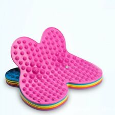 Batterfly Shaped Foot Massager Eliminate Tension Relax Acupuncture Pad Health
