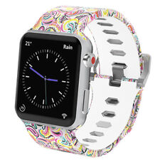 Replacement Band for 42mm Apple Watch Series 3 2 1 Printed iwatch Bracelet Strap