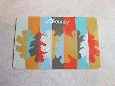 JC PENNEY GIFT CARD WITH A VERIFIED VALUE OF $91.12 FREE SHIPPING VIA USPS