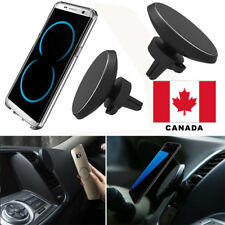 Qi Wireless Car Charger Magnetic Mount Holder For Samsung iPhone Canada