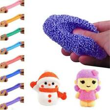 Stress Relief Slime Kids Toys Putty Scented Fluffy Floam No Borax Snow Mud-HOT