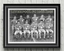 1965 1966 Liverpool FC Team Photo or Poster or Canvas Ron Yeats Roger Hunt Byrne