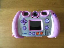VTECH KIDIZOOM CAMERA TWIST PLUS DIGITAL 4 X ZOOM 2.0 MEGA PIXELS COLOUR PINK