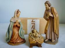 ANRI TORIART HOLY FAMILY NATIVITY FIGURES ~  4 3/4