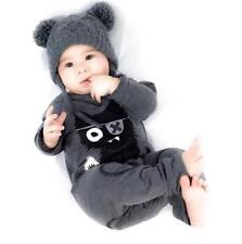 Baby Rompers Long Sleeve Boys Girls Clothes Newborn Cotton Baby Infant Jumpsuits
