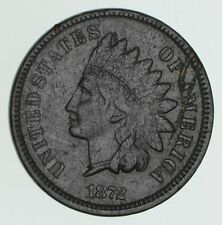 1872 Indian Head Cent - Circulated *6168