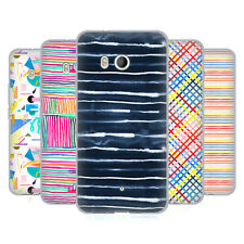 OFFICIAL NINOLA GEOMETRIC SOFT GEL CASE FOR HTC PHONES 1