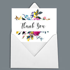 Thank You Notes Business Sympathy Greeting Cards With Envelope - TYC-DSGD4A