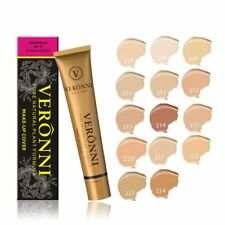 Liquid High Covering Concealer Makeup Contour Shades Girl Conceal Tattoo Acne