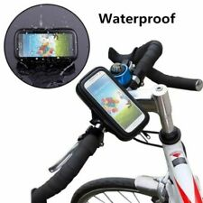 Waterproof 360° GPS SAT NAV Case Bag Mount Holder for Motorbike Motorcycle Bike