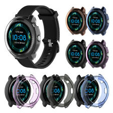 Shell Protective Case Transparent TPU Watch Cover for Garmin Vivoactive 3 Music