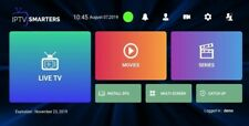 Full 1 year iptv service subscription +10000 channels m3u xtreamcode