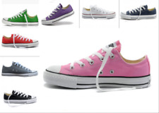 Womens Shoes Classic Athletic Sneakers Low Top Casual Canvas Shoes